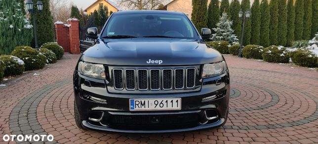 Jeep Grand Cherokee Jeep Grand Cherokee SRT 8, 468km