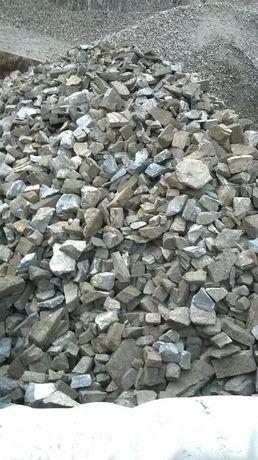 Kruszywo Skalne Kruszywo Kamień Bysina 0-63mm Transport 1-27ton