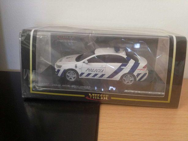 Mitsubishi Lancer carro PSP   Vitesse   1:43