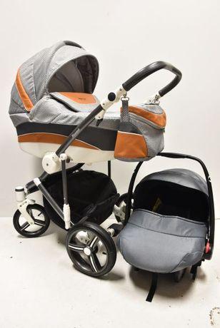 Komis dziecięcy - wózki 2w1/3w1 Espiro, Baby Design, Bebetto, Adamex