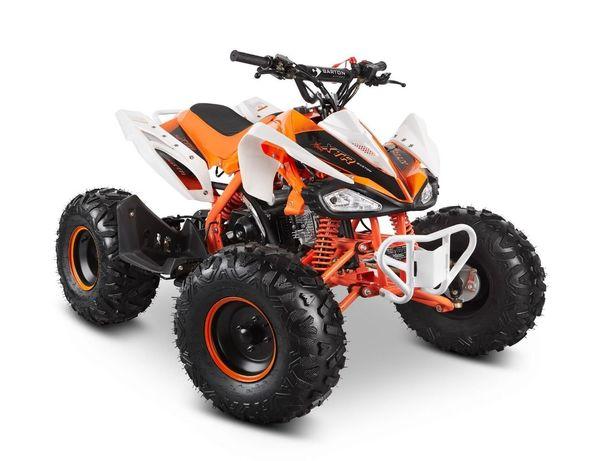 Quad 2021R Barton Rocky Thor 125 NOWY Wsteczny ATV DOSTAWA