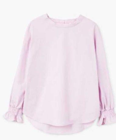 Блуза Mango бавовна