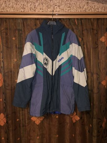 Adidas vintage куртка