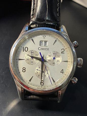 Продам мужские наручные часы CIMIER хронограф (оригинал)