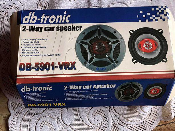 Głośniki samochodowe DB-TRONIC