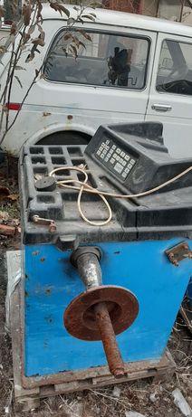 Шинтомонтажная установка uni trol и балансировочный стенд