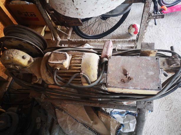 Wciągarka elektryczna