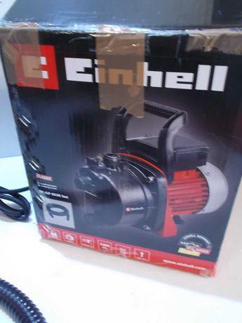 Pompa wody ogrodowa Einhell GC-GP 6538 z wężem