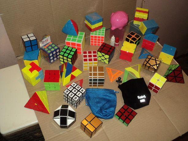 кубик рубик змейка пирамида смазка чехлы есть опт