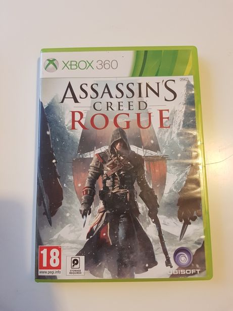 Assassin's creed rouge Xbox 360