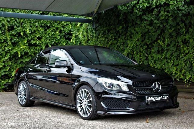 Mercedes-Benz CLA 220 CDi AMG Line Aut.
