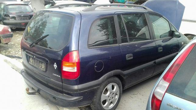 Opel Zafira A na części