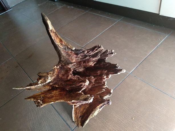 Duży korzeń do akwarium lub terrarium