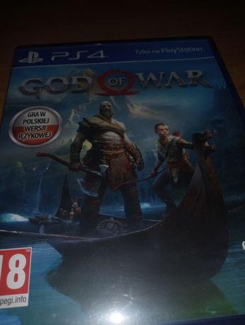 God of War PS4 Zamienie