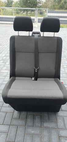 Vw t6 t5 lift fotel pasażer dwójka 2018