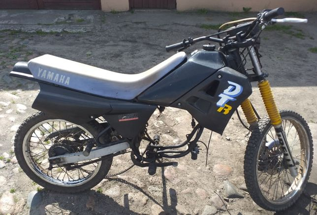 Części Cross Yamaha MBK 50cm3