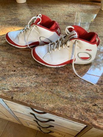 Sprzedam buty koszykarskie AND 1