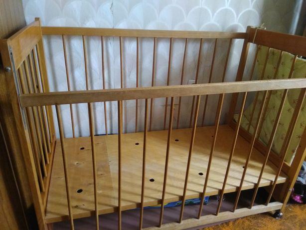 Детская кроватка от 0 до 3 лет и больше
