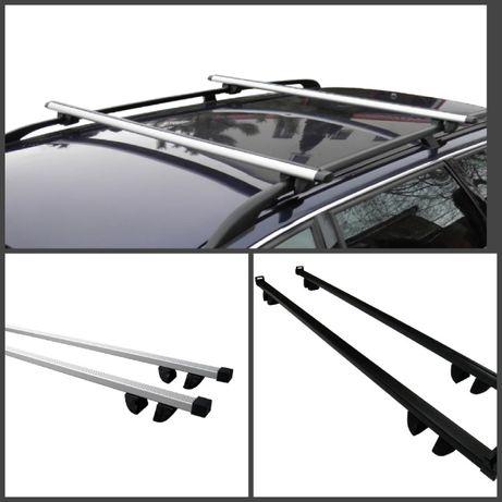 Планки на рейлінги багажник автомобільний /+опт дропшипінг