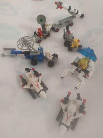 Lego Classic Space 897 & 6844 & 6820 & 6823 & 6848