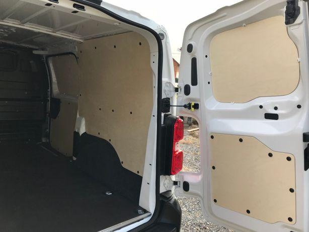 Zabudowa busa paki Jumpy Expert Proace Vivaro L2 - CNC