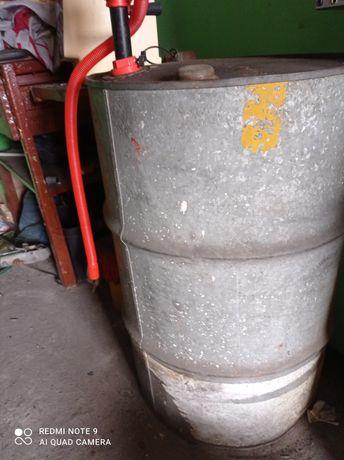 Beczka ocynkowana 200 litrów