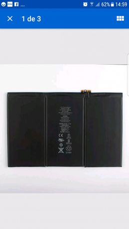 Bateria nova apple iPad 2,3,4