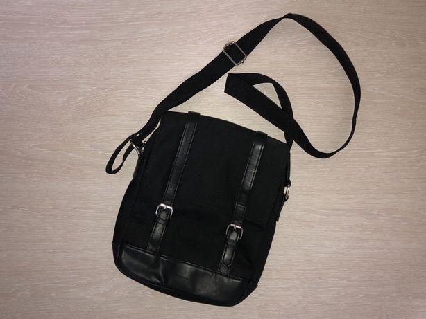 Чёрная сумка Springfield