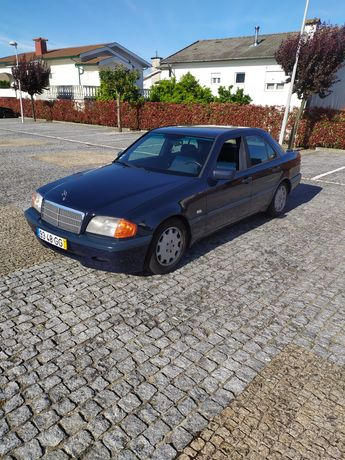 Vendo ou troco Mercedes c200 Kompressor 180cv