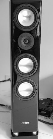 Kolumny Hi-End Canton Reference 7.2 DC made in Germany