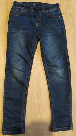 Spodnie jeans Next 140