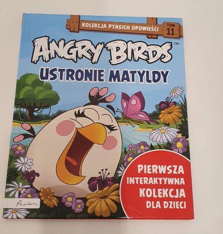 Książka - Angry Birds nr. 11