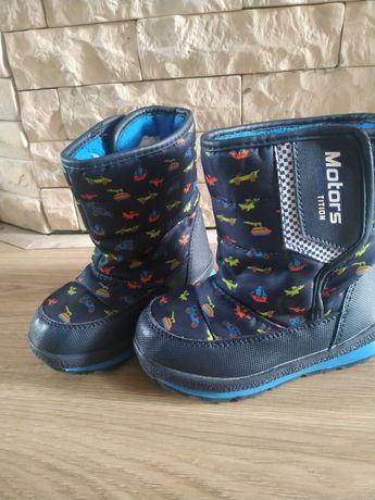 Сапожки зимние, ботинки