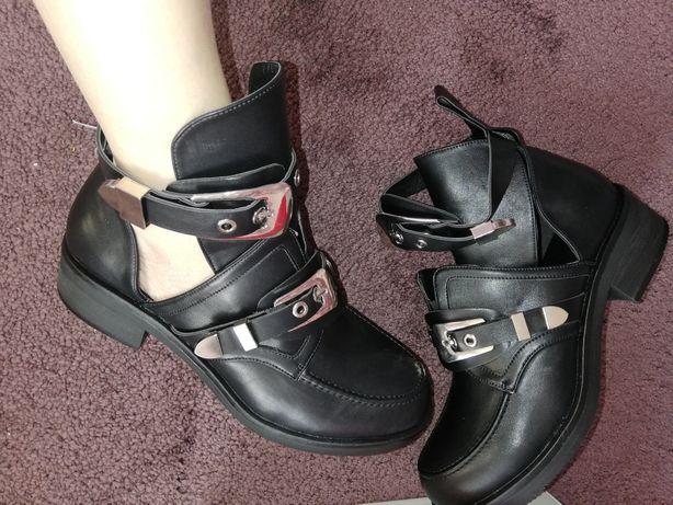 Śliczne buty damskie