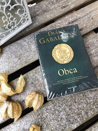 "Sprzedam książkę pt. ""Obca"" D. Gabaldon - Nowa w folii!"