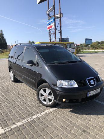 VW Sharan Alhambra 4x4