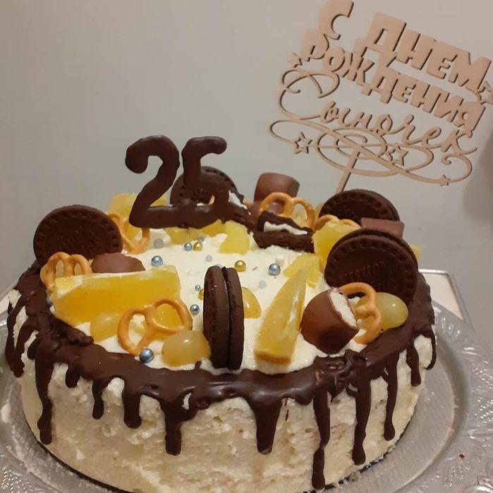 Пеку торты на заказ Харьков - изображение 1