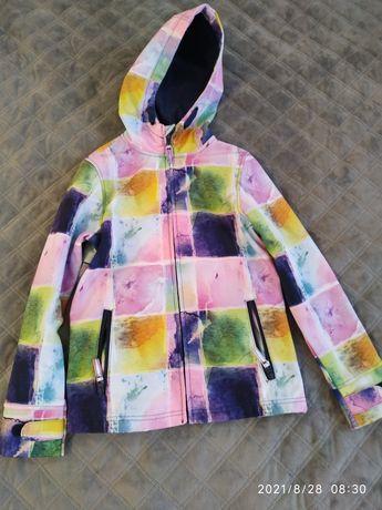 Ветровка для девочки куртка осенняя для девочки