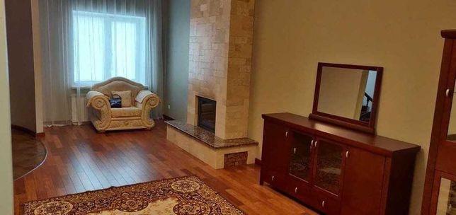 Аренда дома 214 м2, мебель из натурального дерева с.Чайки