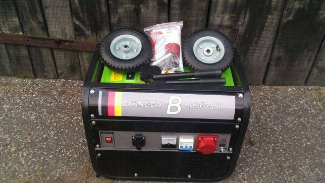 Agregat prądotwórczy Bisingen BSG7800