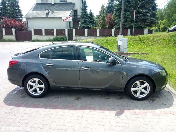 Opel Insignia Opel Insignia 2.0 Diesel, pierwszy właściciel, mały przebieg