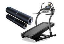 Tapete, lona, correia, tela de passadeira fitness