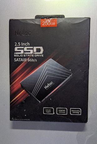 SSD диск Netac N530S 250Gb N600S 720GB