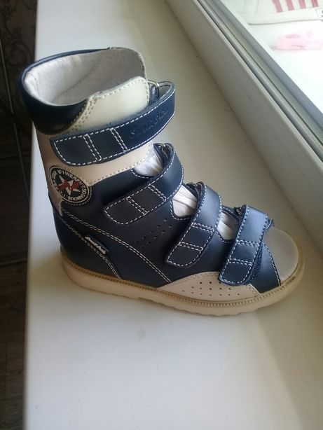 новые! орто-берцы! ортопедическая обувь для мальчика