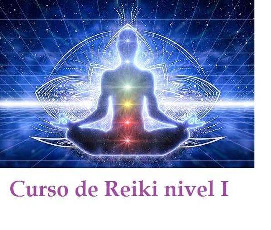 Cursos de Reiki. Terapias de Reiki