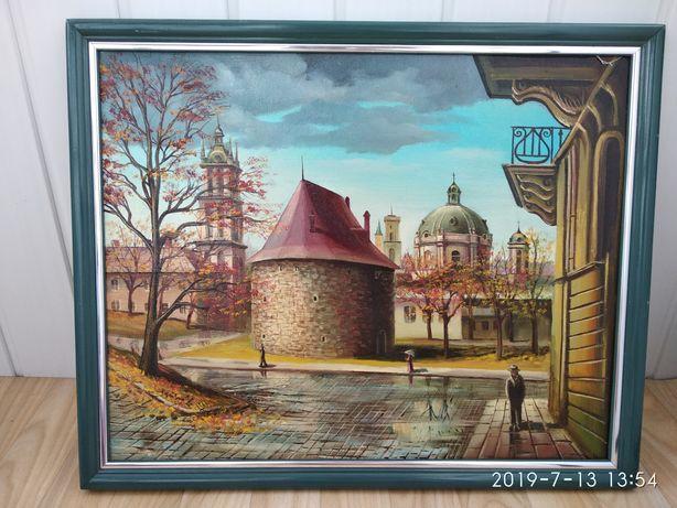 Продам картину олійні фарби