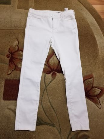 Джинси білі Zara