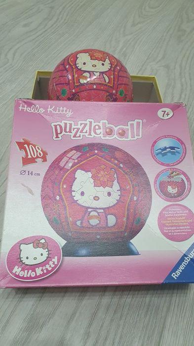 Puzzle przestrzenne Hello Kitty Przylep - image 1