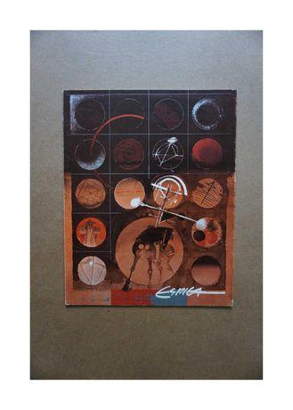 Catálogo de Espiga Pinto 1980 Galeria de São Mamede (exposição arte)