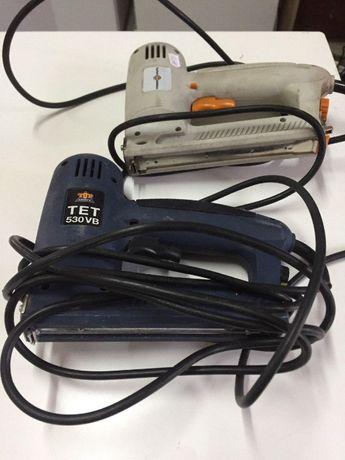 Электро степлер Power Craft б/у из Германии